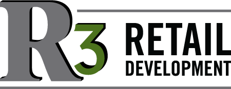 R3 Retail Development Logo Footer